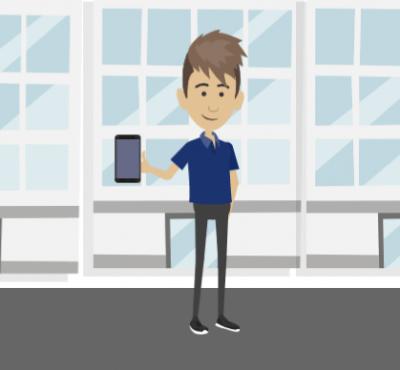Aplikacja do nauki angielskiego na smartfonie